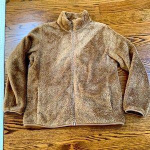 Teddy Fleece Zip Jacket